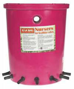 Milk Bar 7 Lamb Kid Goat Nurser Bucket Bottle Slow Nursing 4 Gallon