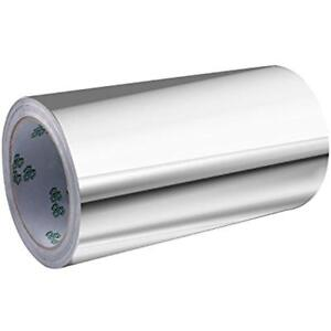 Aluminum Foil Tape Multi purpose Tape 8 Inch X 65 Feet Heavy Duty Repair Ducts