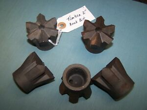 Timken 2 Inch Rock Bits lot Of 5