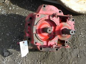 International Harvester 1066 Tractor 540 1 000 Pto Shaft housing Tag 567