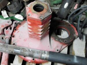 International Harvester 1066 Tractor Axle Housing Lh Tag 241