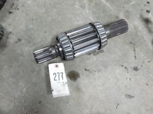 International Harvester 1066 Tractor Ball Pinion Shaft Lh Tag 277