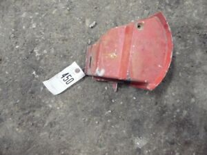 International Harvester 1066 Tractor Shifter Shield Tag 450