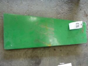 John Deere 4630 Tractor Right Side Panel Tag 476