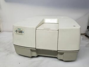 Jasco V 560 Uv Vis Spectrophotometer