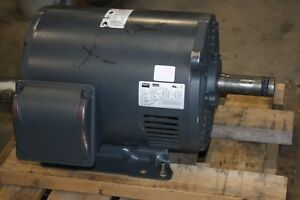 New Dayton 5 Hp Electric Motor 1770 Rpm 213 215t