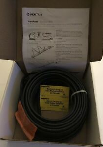 Pentair Raychem 120v Preassembled Self regulating Heating Cable 75
