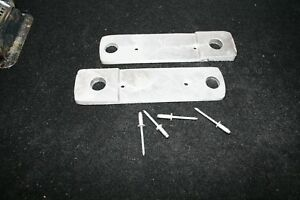 Sunbeam Alpine Tiger Front Crossmember Shims New Reproduction