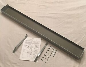 1955 1956 1957 1958 1959 Chevy Gmc Truck Accessory Utility Tool Tray Behind Seat