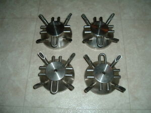 4 Delaval Stainless Steel Milker Claw Dairy Cow Goat Milking Machine Part Ss Usa