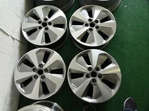 2014 2015 2016 Kia Optima Optima Ex Hybrid Factory Oem 17 Wheels Rims 5x114 3