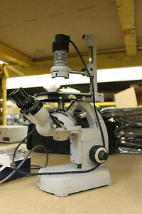 Carl Zeiss 4646230 Microscope Loaded With Neofluar Objectives 25 0 60 Hwy