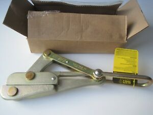 New Klein Tools 1628 16 Heavy Cable Puller Chicago Grip Conductor 0 31 0 62