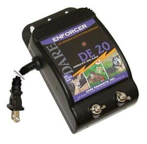 05 Joule Output Fence Energizer Controls Up To 1 Acre Of Clean Fence