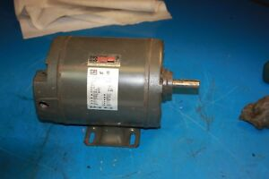New Weg 3 4 Hp 1740 Rpm 208 230 460v 3 Phase Electric Motor