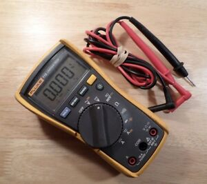 Fluke 115 Electrical Multimeter Very Good Condition 14121019