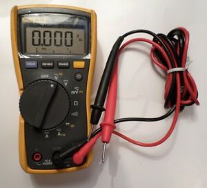 Fluke 115 Electrical Multimeter 31962299ws123