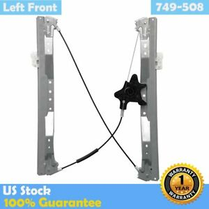 Power Window Regulator Left Front Driver Side Lh For Town Country Grand Caravan