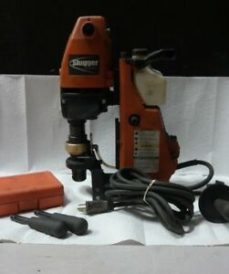 Jancy Fein Slugger Magnetic Drill Press Jhm Usa 101x With Case