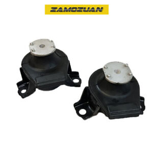 Front Left Right Engine Mount 2pcs 2004 2011 For Mazda Rx 8 1 3l For Manual