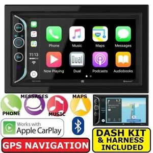 98 99 00 01 Dodge Ram Gps Navigation Carplay Bluetooth Usb Car Radio Stereo Pkg
