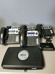Xblue Networks X16 Phone System X16vss And 5 Telephones