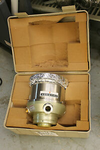 Very Nice Alcatel Ceramic Turbo Vacuum Pump Hwy