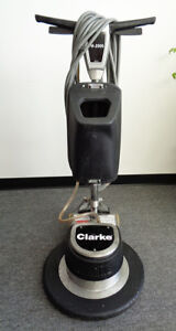 20 Clarke Floor Maintainer W Sol Tank Model 2000 Fm 2000 Used Works 4a