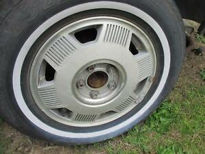Wheel Cadillac Fleetwood 1991 92 93 15 Inch Aluminum Rim Tire Not Included