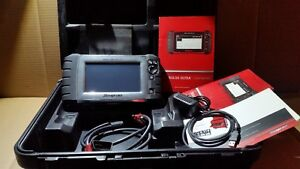 Snap on Eesc318 Solus Ultra Touch Scanner 2018 Version Euro Asian Dom