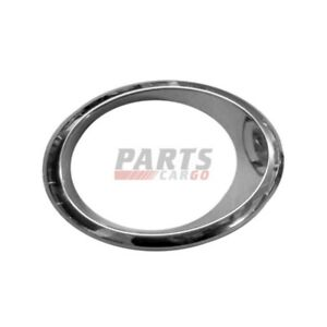New Fog Light Trim Ring Chrome Right Fits 2013 2016 Ford Fusion Ds7z17e810aa