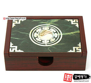 Traditional Korean Paper Handmade From Mulberry Trees Business Cards Holders