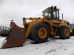 1997 Caterpillar 938f Wheel Loader Cat Loader Erops