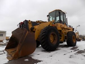 1994 Caterpillar 928f Wheel Loader Cat Loader Erops