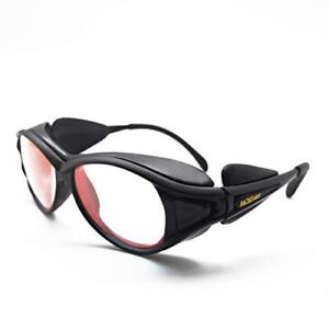 Cole Laser Protection Goggles Safety Glasses For 808nm 830nm 850nm Ir Infrared L