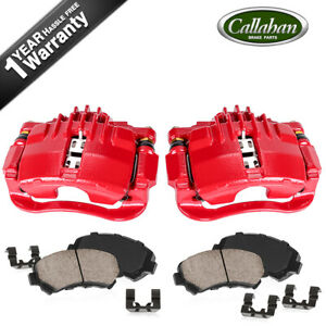 For Chevy S10 Gmc Jimmy Sonoma Rear Powder Coated Brake Calipers