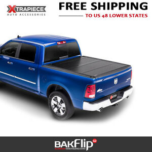 2019 Dodge Ram 1500 5 7 Bed Without Rambox Bakflip G2 Hard Fold Tonneau Cover