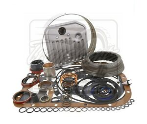 Dodge 46re 47re A518 A618 Transmission Alto Less Steel Level 2 Rebuild Kit 97 02