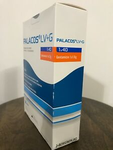 Zimmer Surgical Palacos Lv g Bone Cement 1x40 Brand New Unopened Exp 2020 05