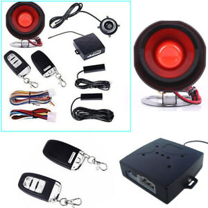 Easyguard Pke Car Alarms Security Systems Engine Lgnition Push Button Starter