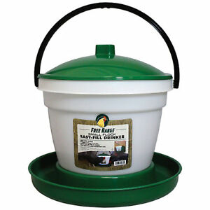 Harris Farms Easy fill Poultry Drinker Small Flock