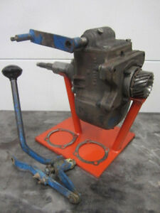 Sherman Forward And Reverse Transmission Ford Tractor 601 801 901 2000 4000