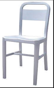 Danish Aluminum Chair