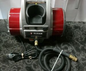 Titan Capspray 115 Hvlp Paint Sprayer