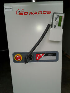 Edwards Ih600 Dry Pump With Module