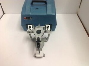 Dental Denar Fully Adjustable Articulator With Case Stock 5