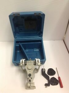 Dental Denar Fully Adjustable Articulator With Case Stock 4