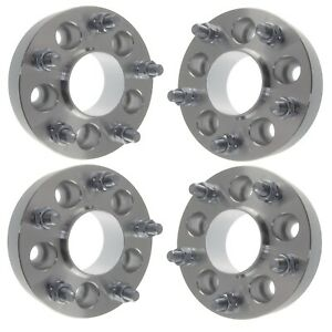 4 1 5 5x5 Hubcentric Wheel Spacers Fits Jeep Wrangler Jk Jku Offroad