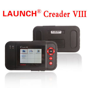 From Usa Launch X431 Creader Viii Crp129 Diagnostic Tool Obd2 Code Scanner