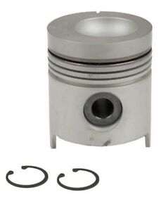 Piston With Pin 020 Ford 4000 4600 6600 6610 6700 6710 8000 Tractor